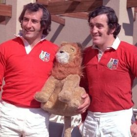 Maglia British and Irish Lions anni 70