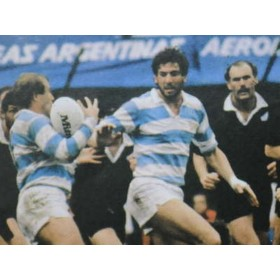 Maglia Rugby Argentina 1982-85