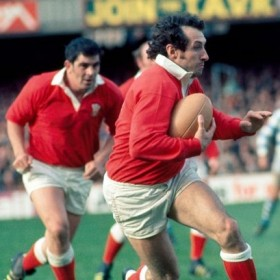 Maglia Rugby Galles 1976