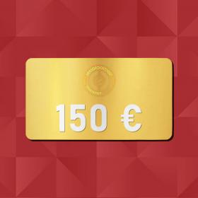 150€ Gift Card - Retrofootball®